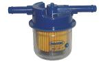 Замена фильтра тонкой очистки топлива на автомобилях ВАЗ 2108, 2109, 21099