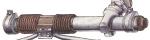 Устройство рулевой рейки автомобилей ВАЗ 2108, 2109, 21099