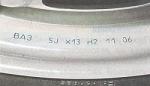 Колесные диски автомобилей ВАЗ 2108, 2109, 21099