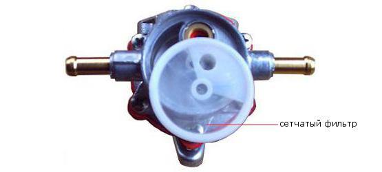 топливный фильтр бензонасоса