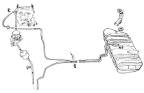 прочистка топливных магистралей ВАЗ