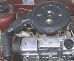 воздушный фильтр двигателя 2108, 2109
